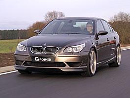 BMW M5 G-Power Hurricane: Závan přírodních živlů: titulní fotka