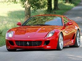 Novitec Rosso Ferrari 599 GTB: titulní fotka