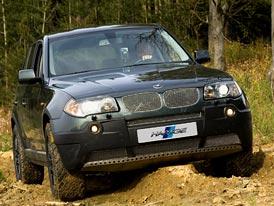 Hartge Hunter: BMW X3 připraveno na misi v terénu: titulní fotka
