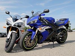 Test - Yamaha YZF-R1: sportovní kráska: titulní fotka