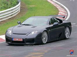 Porazí Lexus LF-A Porsche GT2?: titulní fotka