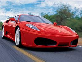 Příliš hlučné Ferrari: titulní fotka