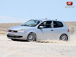 Spy Photos: Volkswagen Golf GTI a 5D: titulní fotka
