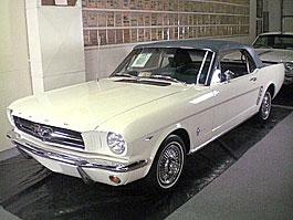 Historicky první Ford Mustang je na prodej!: titulní fotka