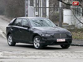Spy Photos: BMW X1: titulní fotka