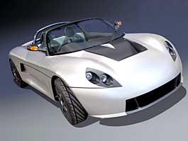 MMI Avocet: britský roadster s motorem od Fordu: titulní fotka
