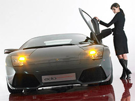 Lamborghini Murcielago LP640 od Edo Competition: titulní fotka