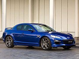 Mazda RX-8 – více sexy: titulní fotka