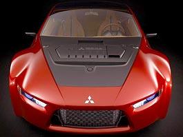 Detroit 2008: Mitsubishi Concept-RA: titulní fotka