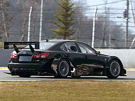 Lexus IS-F Racing Concept: nové fotografie: titulní fotka