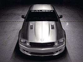 Saleen SA-25 Sterling Edition: oslava výročí s upraveným Mustangem: titulní fotka