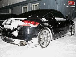 Spy Photos: Audi TT RS, nové foto: titulní fotka