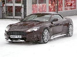 Spy Photos: Aston Martin DBS Volante: titulní fotka