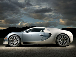 Pod lupou: Bugatti EB 16.4 Veyron - čtyři turba, 1000 koní: titulní fotka