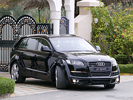 JE Design Audi Q7 widebody: pořádný buldog: titulní fotka