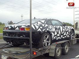 Spy Photos: Chevrolet Camaro přistižen v Austrálii: titulní fotka