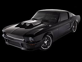 Obsidian SG-One Mustang: temný přízrak: titulní fotka