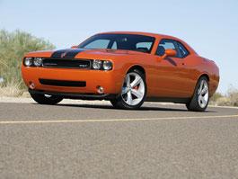 Dodge Challenger se vrací: titulní fotka