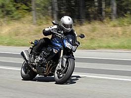 Test - Kawasaki Z1000: klidný svalovec: titulní fotka
