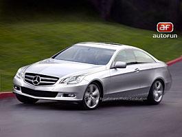 Spy Photos: Mercedes-Benz CLK: titulní fotka