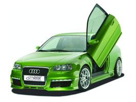 Audi A3 po zákroku RDX Racedesign: titulní fotka