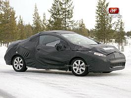 Spy Photos: Peugeot 308 CC: titulní fotka