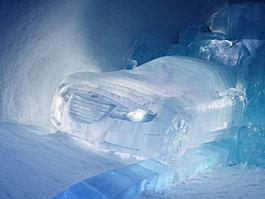 Saab Aero X: studie prezentovaná s ledovým klidem: titulní fotka