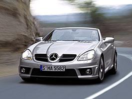 Mercedes-Benz SLK 55 AMG 2008: info, foto, video: titulní fotka