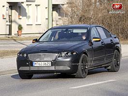 Spy Photos: BMW 5 Sedan a Kombi: titulní fotka