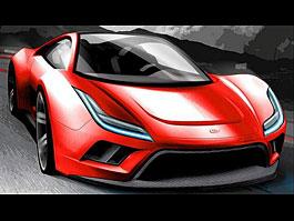 Saleen S5S Raptor: agresivní ekologický supersport: titulní fotka