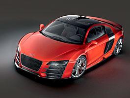 Ženeva živě: Audi R8 TDI Le Mans - Rudý teror z Ingolstadtu: titulní fotka