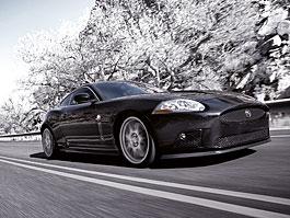 Ženeva živě: Jaguar XKR-S - Steroidy pro kočku: titulní fotka