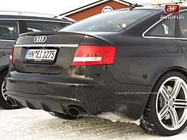 Spy Photos: Audi RS6 bez maskování: titulní fotka