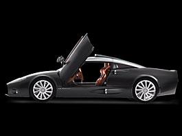 Ženeva živě: Spyker C8 Aileron – do módy nastupuje prodlužování: titulní fotka