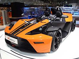 Ženeva živě: KTM X-Bow Dallara: titulní fotka