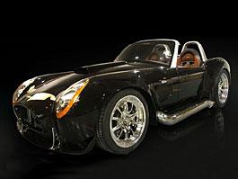 Iconic GTR: roadster, který netrpí nedostatkem výkonu: titulní fotka