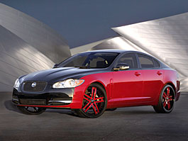 Galpin Jaguar XF: speciální vydání od amerického prodejce: titulní fotka