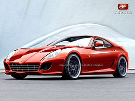 Spy Photos: Ferrari Dino: titulní fotka