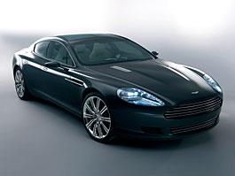 Aston Martin Rapide: Made in Austria: titulní fotka