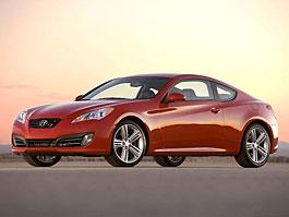 Hyundai Genesis Coupé: novinka s pohonem zadních kol: titulní fotka