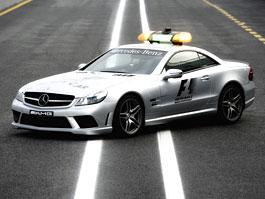 Mercedes-Benz SL 63 AMG – krotitel F1: titulní fotka