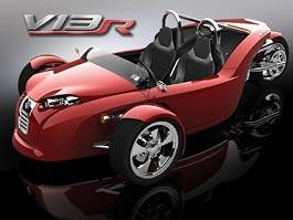 Cirbin V13R: auto-moto pro dva: titulní fotka