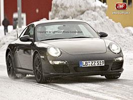 Spy Photos: Porsche 911 Carrera 4: titulní fotka