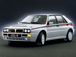 Pod lupou: Lancia Delta Integrale - postrach supersportů: titulní fotka
