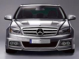 Mercedes-Benz C Wald International: ve stylu DTM: titulní fotka