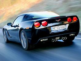 Corvette C6 Competition Edition – pouze pro Evropu: titulní fotka