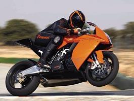 Testovací den KTM 2008: titulní fotka