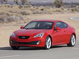 Hyundai: jeden Genesis Coupe nestačí: titulní fotka
