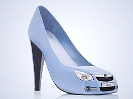 Něco pro řidičky Opelu Agila: titulní fotka