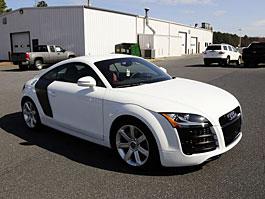 Audi TT - až vyrostu, bude ze mě R8: titulní fotka